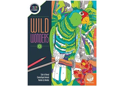 Wild Wonders: Book 4