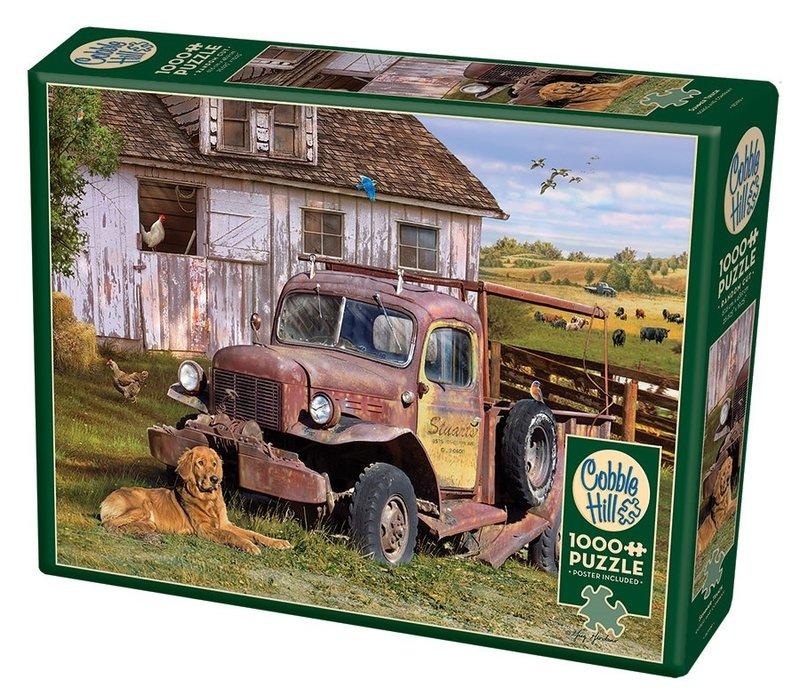 Casse-tête 1000 morceaux - Summer Truck