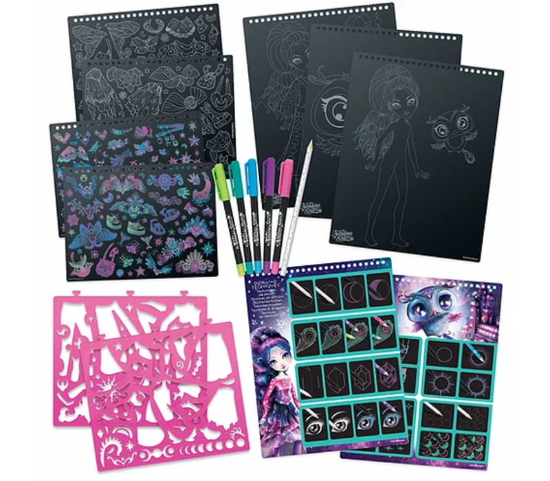 Carnet de croquis Zentangle