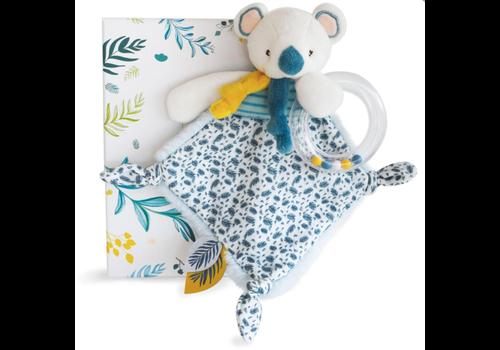 Doudou et Compagnie Yoca le Koala- Doudou hochet 22cm (20)