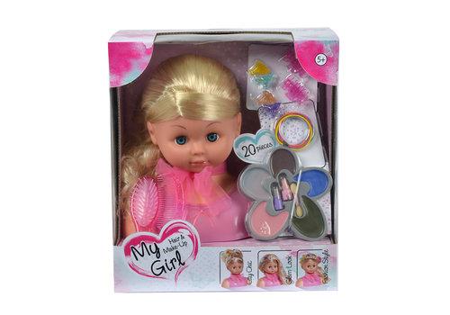 Steffi Love Tête à coiffer 25 cm