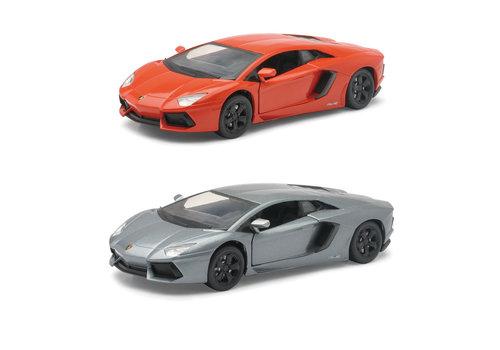 New Ray-1:24 Die cast Lamborghini Aventador 2/C(10