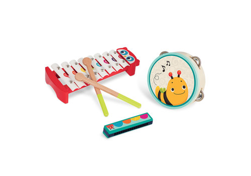 Battat / B brand B.Baby - Instruments Mini Melody Band