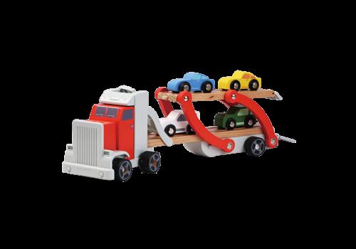 little moppets Mega porte-autos