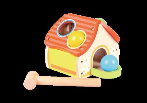 little moppets Maison à marteler