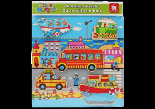 little moppets Casse-tête / Transports