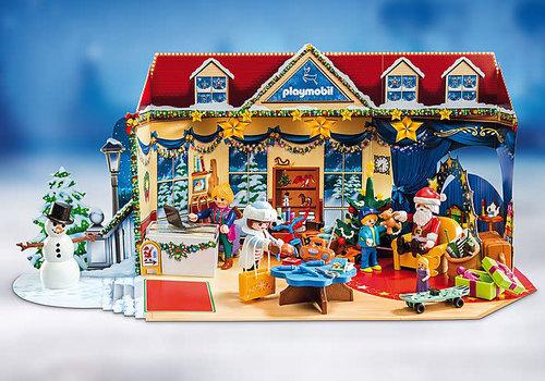 Playmobil Calendrier de l'avent Boutique de jouets