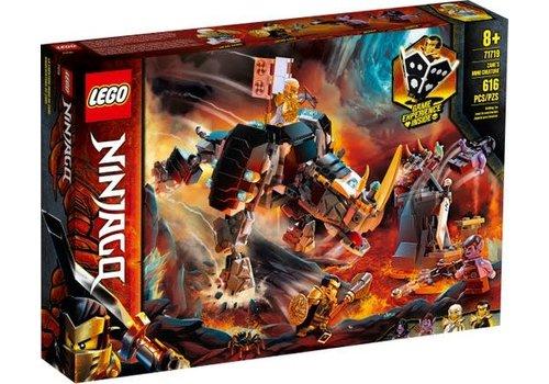 Lego Ninjago - La créature Mino de Zane