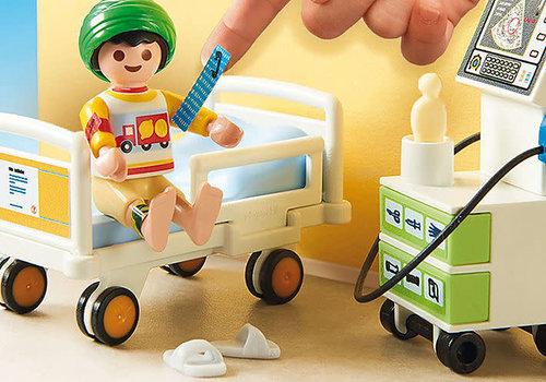 Playmobil Chambre d'hôpital pour enfants
