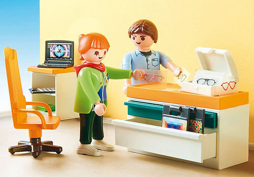 Playmobil Cabinet d'ophtalmologie