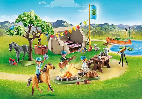 Playmobil Camps de vacances