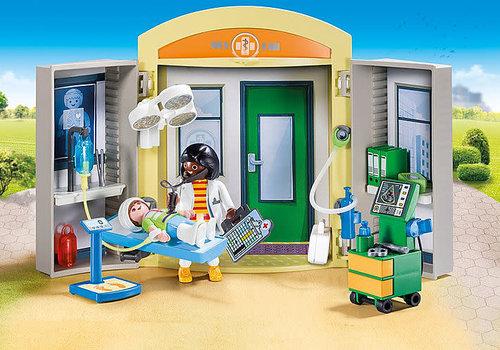 Playmobil Coffret de l'hôpital