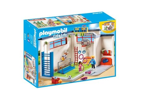 Playmobil Salle de sports