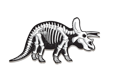 Learning Resources Casse-tête de plancher Triceratops