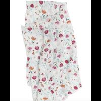 Doudou en mousseline - Rosey Bloom