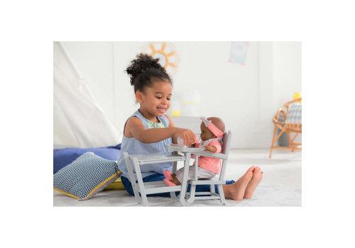 Corolle Chaise haute pour poupée 14 et 17''  / High chair