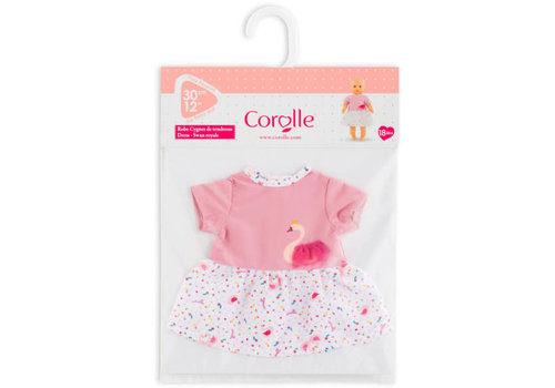 Corolle Robes Cygnes de tendresse - Dress - Swan Royale
