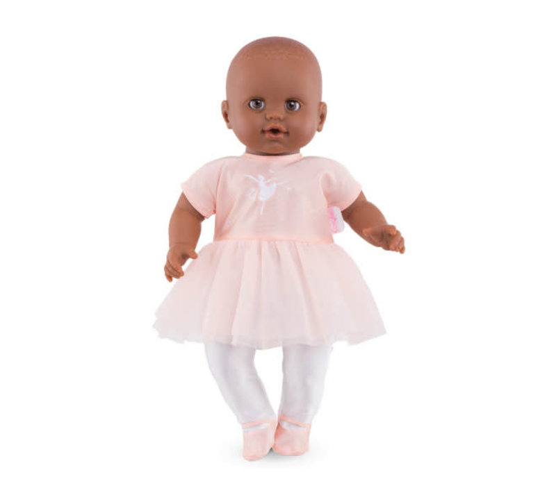 Combinaison ballerine pour poupée 14 pouces