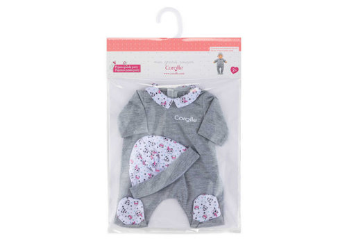 Corolle Pyjama Panda Party pour poupon 36cm