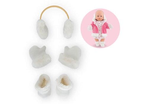Corolle Ensemble accessoires hiver pour poupée 36 pouces /42 cm