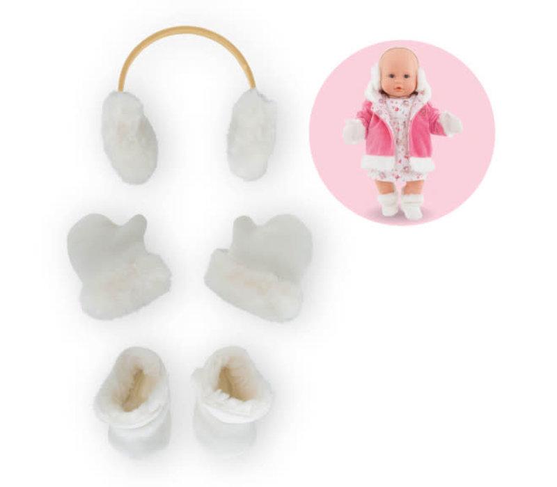 Ensemble accessoires hiver pour poupée 36 pouces /42 cm