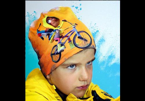 Scorpion Masqué Tuque Beanie Zombie Kidz Bike/ XSmall