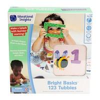 BRIGHT BASICS 1-2-3 TUBBIES
