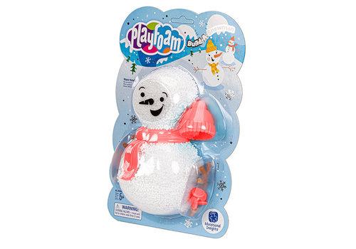 Playfoam BUILD-A-SNOWMAN