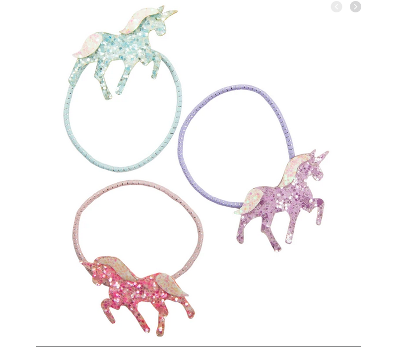 Boutique Pretty Pony PT Holders, 3 Pcs