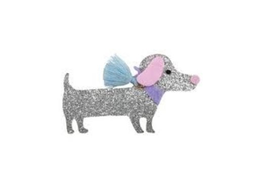 creative education Boutique Dachshund Hairclip, Assorted
