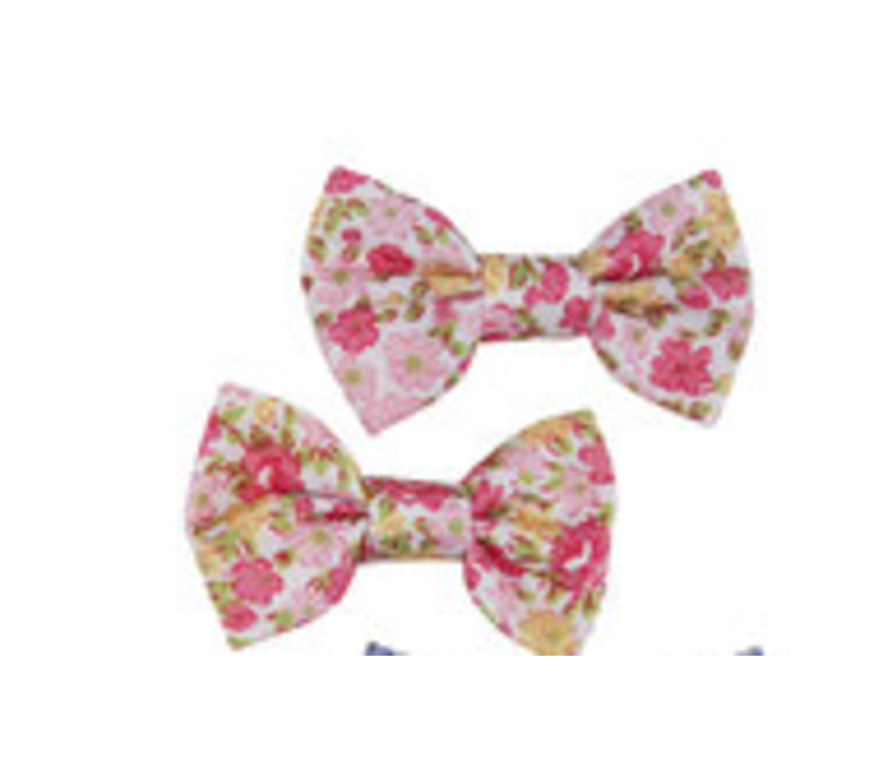 Boutique Liberty Beauty Bows Hairclips, 2 Pcs, Assorted
