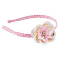 Glitter Petal Flower Headband