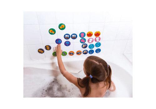 Janod Jeu de mémoire de bain