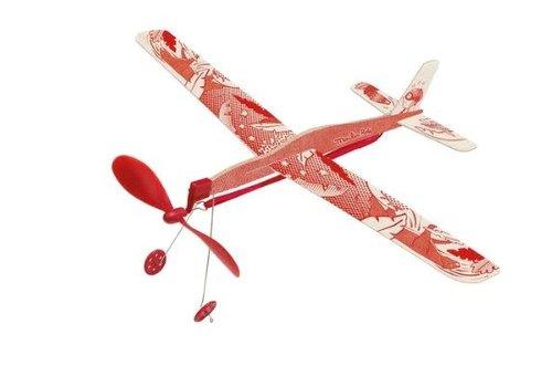moulin roty Les avions à élastiques