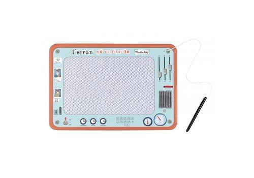 moulin roty L'écran de contrôle - Écran magnétique