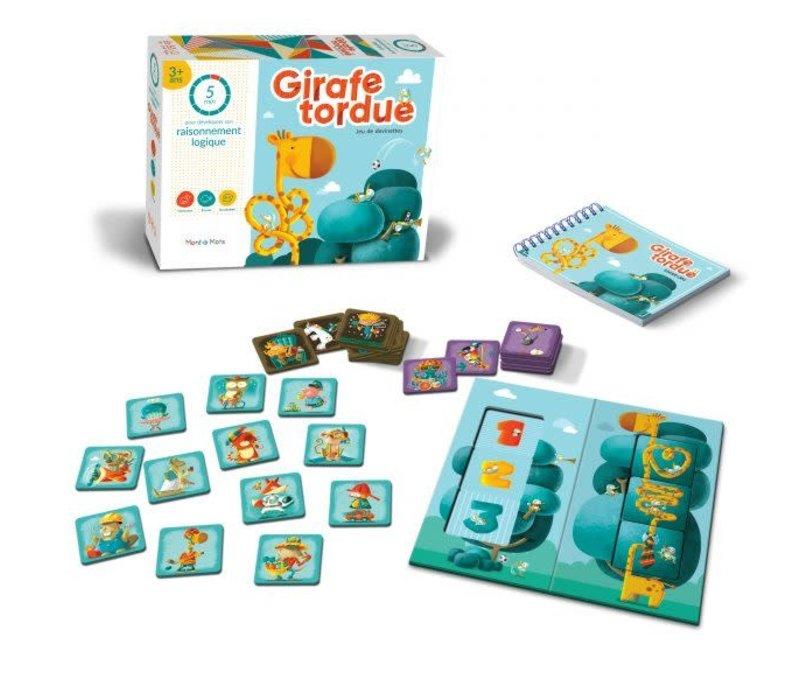 Girafe Tordue