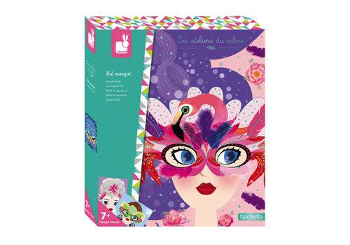 Hachette Bal masqué