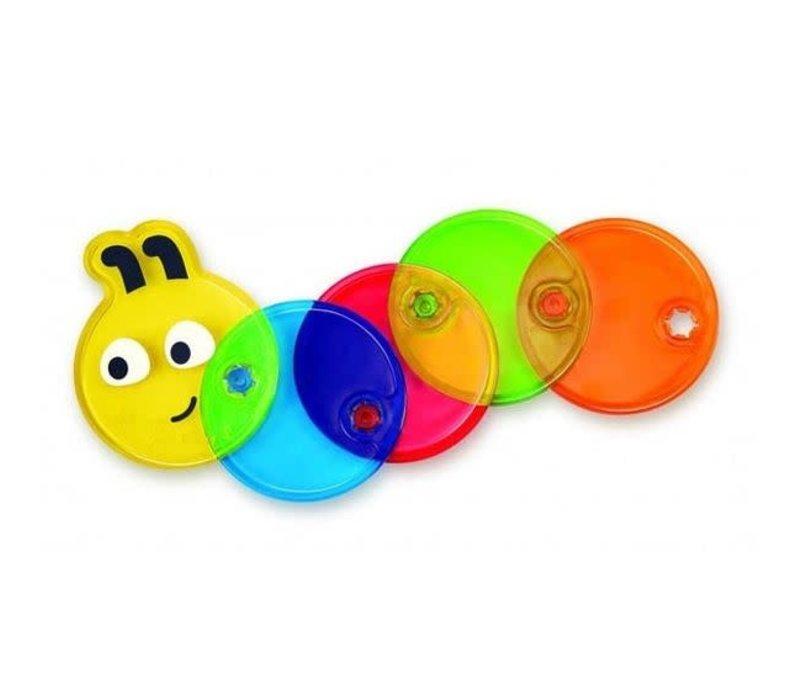 Color Mix Caterpillar