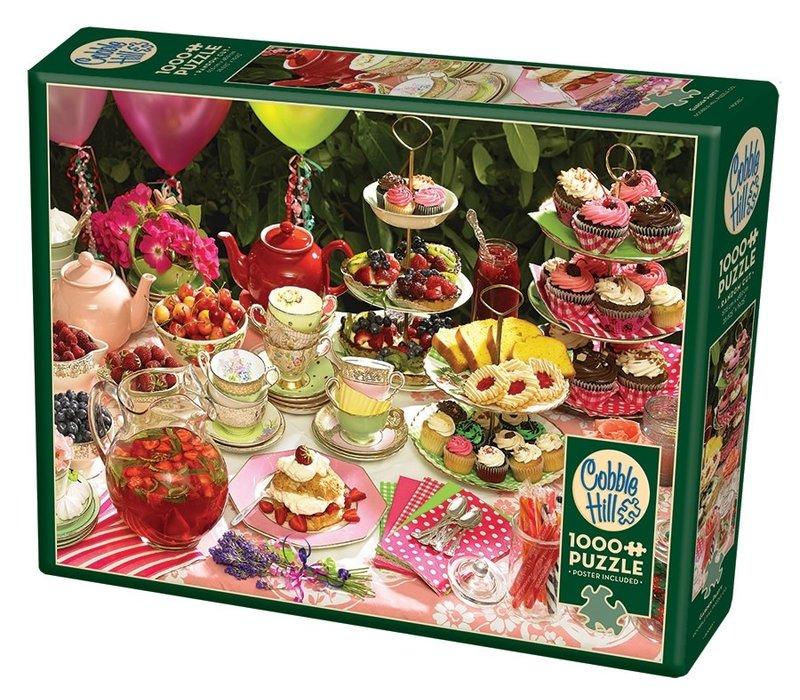 Casse-tête 1000 morceaux - Garden Party