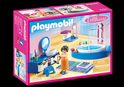Playmobil Salle de bain avec baignoir
