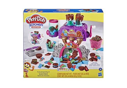 Play doh- la chocolaterie