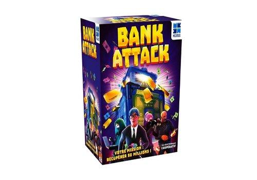 MegaBleu Jeu bank attack