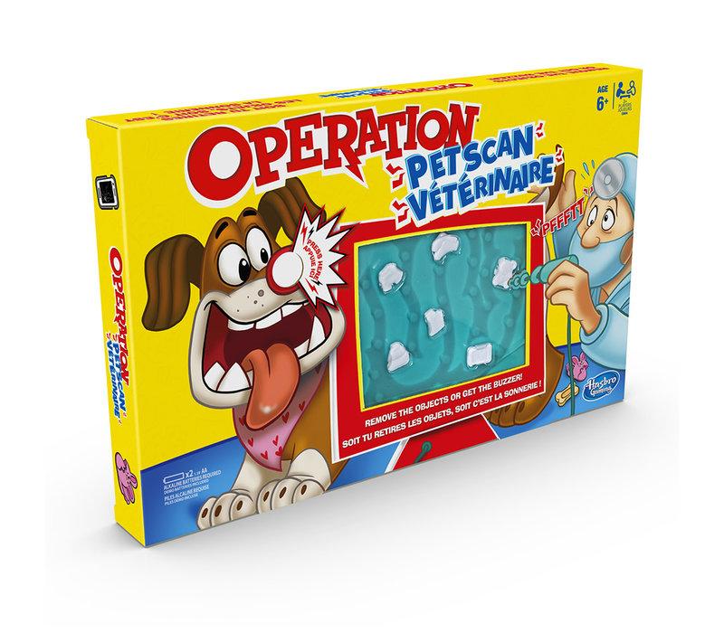 Jeu Opération Vétérinaire Version bilingue