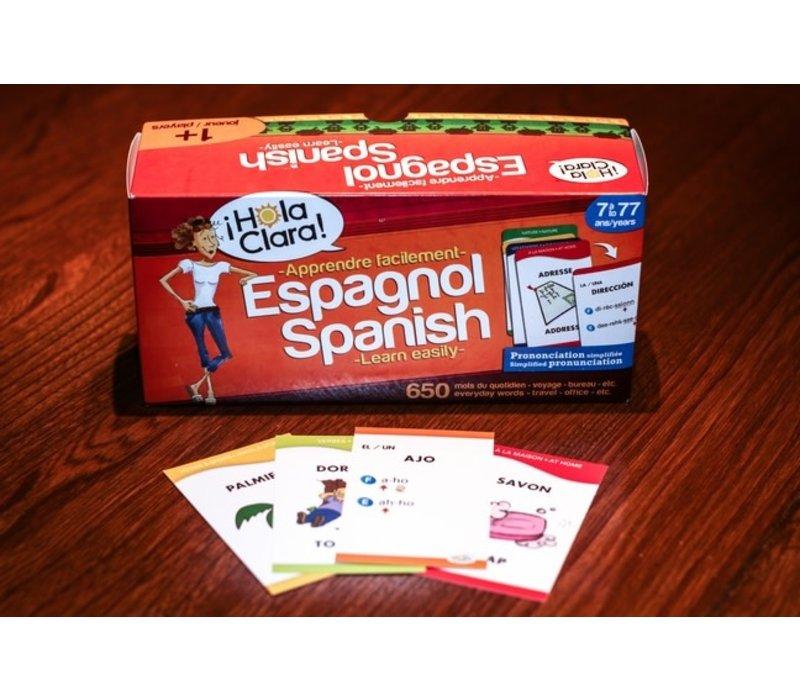 Apprendre facilement espagnol