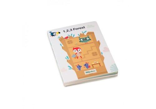 Lilliputiens Mon premier Livre Puzzle 123