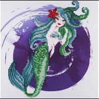 Diamond Dotz - Mermaid Diamond Art Kit - Intermediate