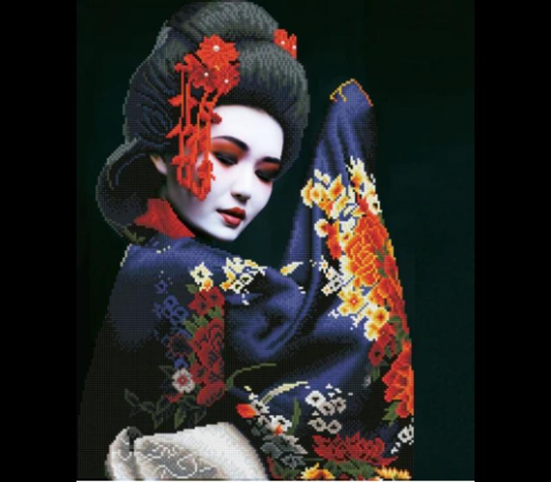 Diamond dotz- Kyoto beauty