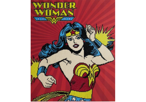 Diamond Dotz Diamond Dotz - Wonder woman