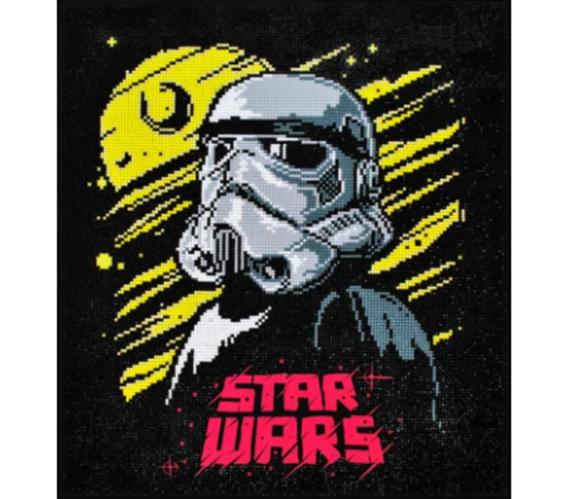 Diamond Dotz - Trooper Bold and Graphic