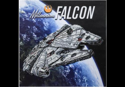 Diamond Dotz Diamond Dotz - Millennium Falcon